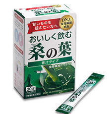 おいしく飲む桑の葉